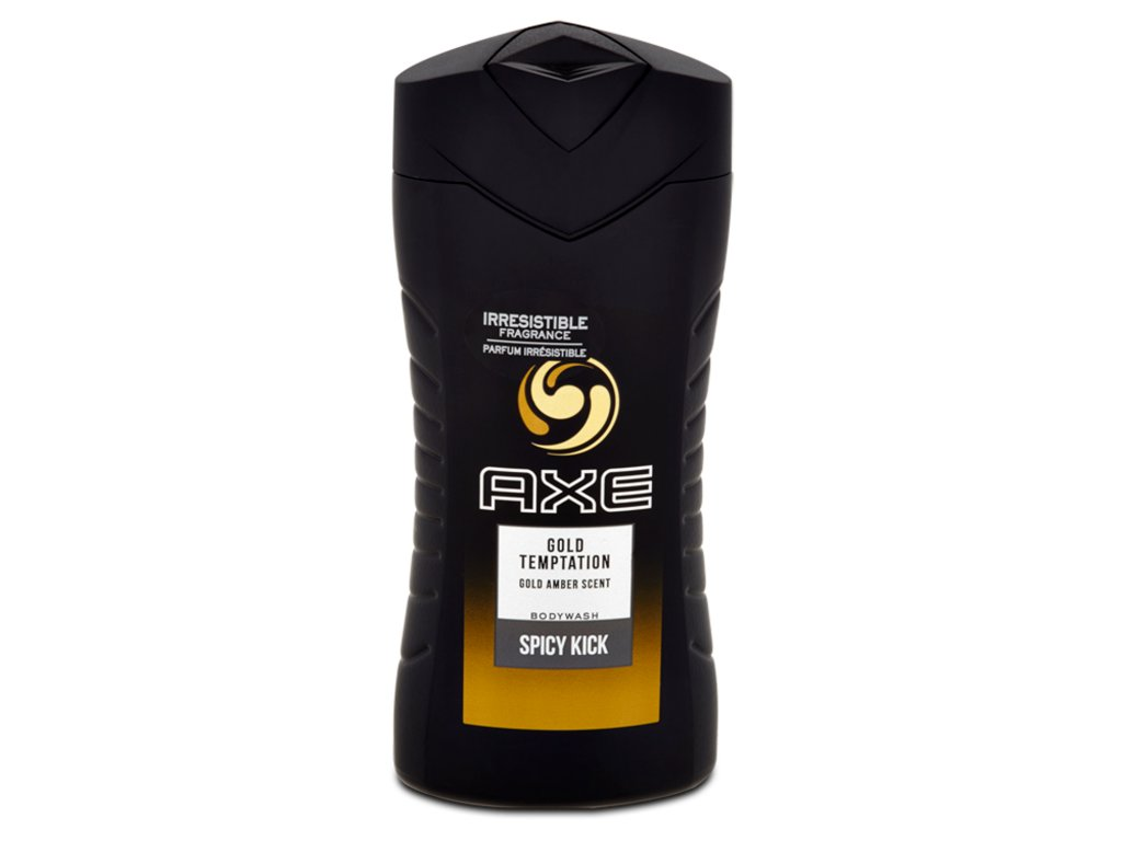 Axe Gold Temptation sprchový gel, 250 ml