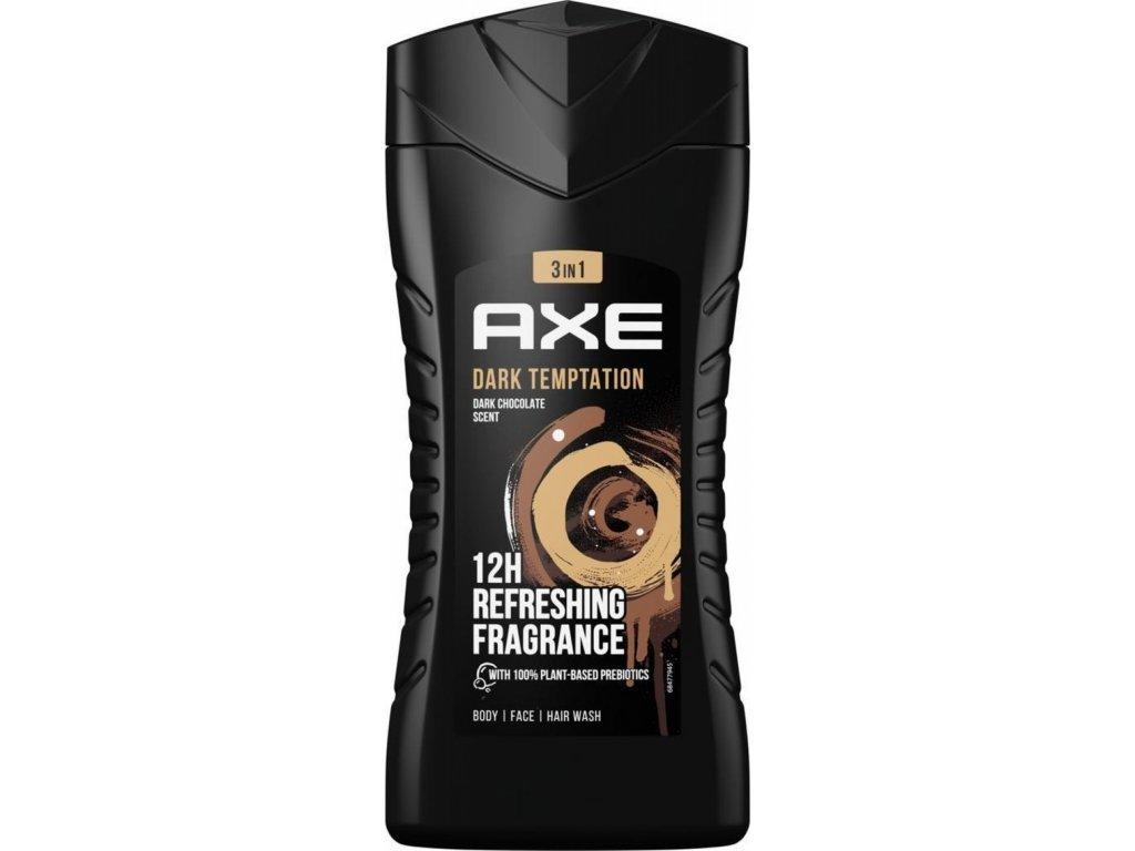 Axe Dark Temptation Men sprchový gel, 250 ml