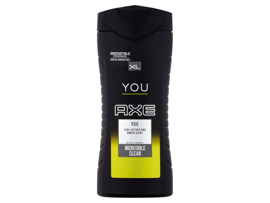 Axe You sprchový gel, 400 ml