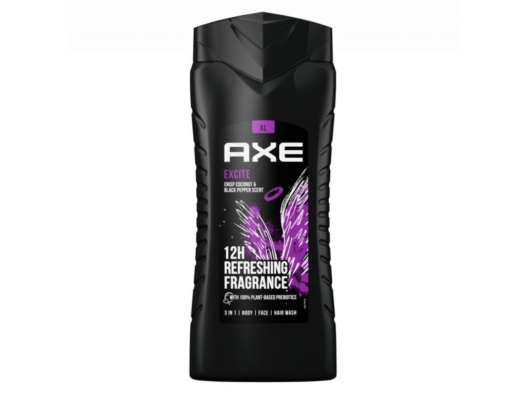Axe Excite sprchový gel, 400 ml