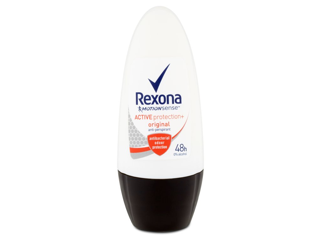 Rexona roll-on Active Shield, 50 ml
