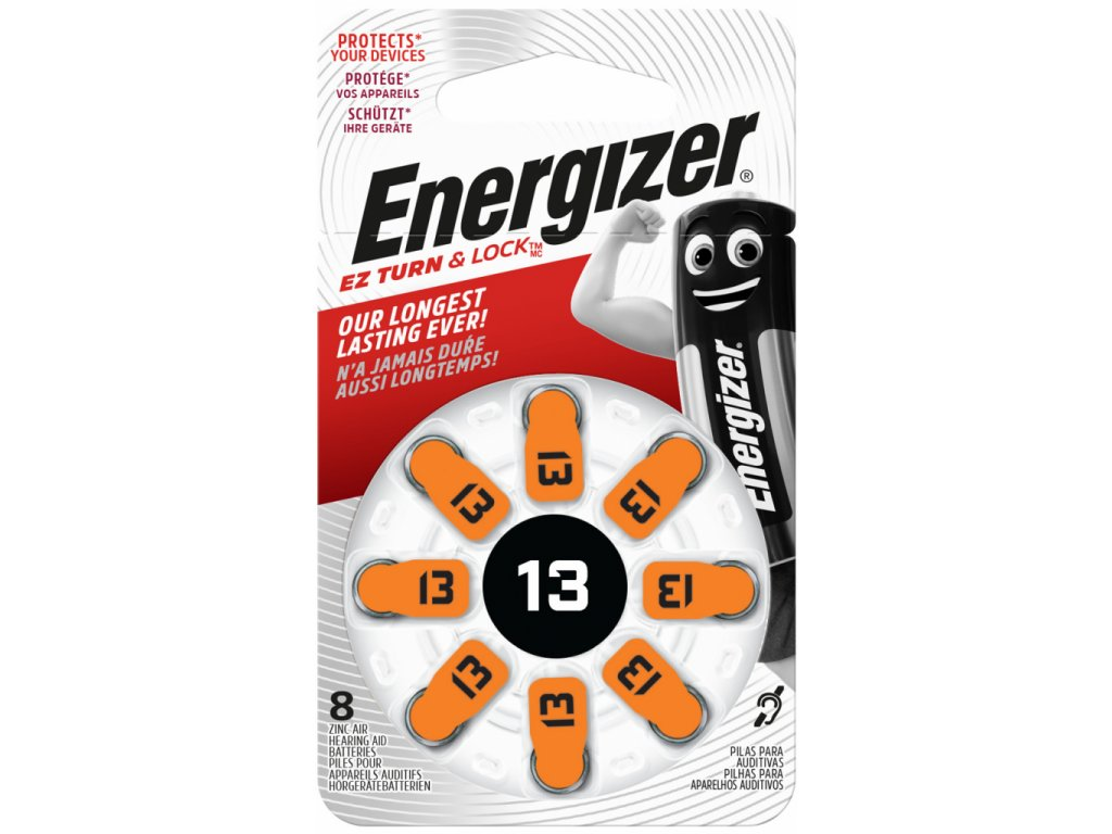 13 energizer DP8, 8ks