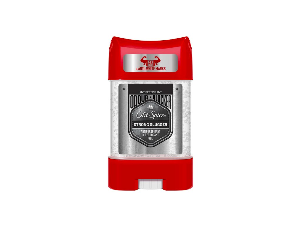 Old Spice Strong Slugger deo gel, 70 ml