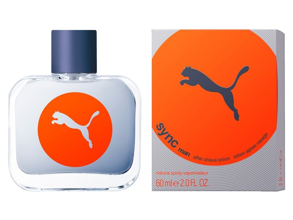 Puma Sync man voda po holení, 60 ml