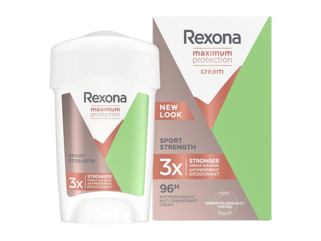 Rexona Maximum Protection antiperspirant Sport Strenght, 45 ml