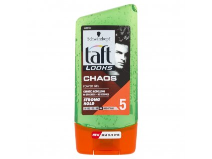 Taft Looks Chaos gel na vlasy, 150 ml