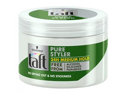 Taft Pure Styler medium hold gel na vlasy, 150 ml