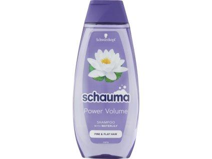 Schauma šampon Power Volume, 400 ml