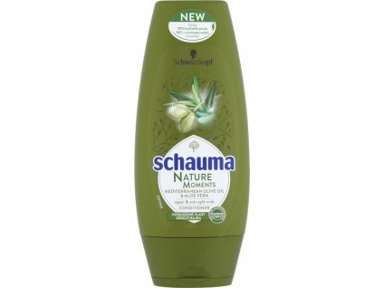 Schauma balzám Nature Moments oliva a aloe, 200 ml