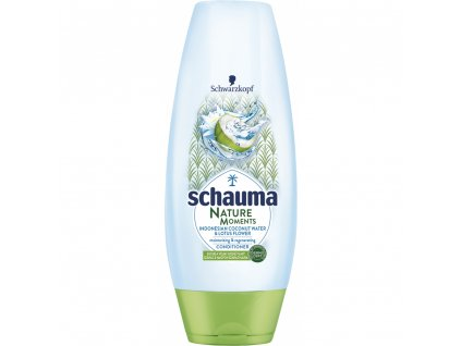 Schauma balzám Nature Moments Coconut Water, 200 ml