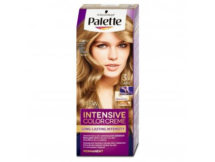 Palette Intensive Color Creme BW10 pudrově plavý, 50 ml