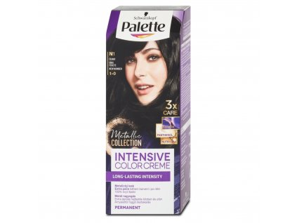 Palette Intensive Color Creme N1 černý, 50 ml