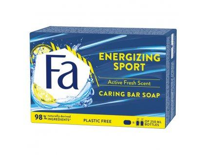 Fa tuhé mýdlo Energizing Sport, 90g