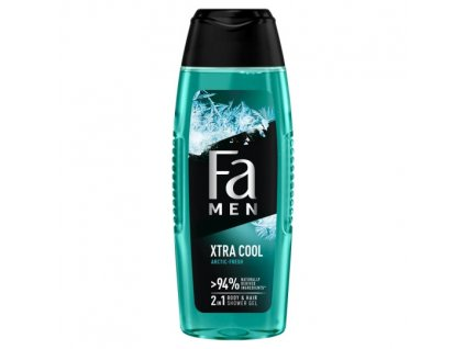 fa men xtra cool shower gel