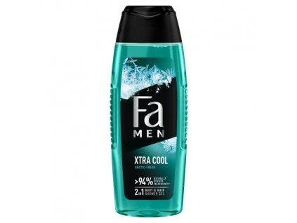 Sprchový gel Fa Men Xtra Cool, 250 ml