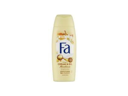 Sprchový gel Fa Cream & Oil Moringa, 250 ml