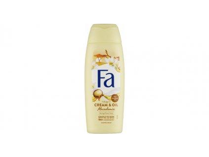Sprchový gel Fa Cream & Oil Moringa, 250 ml