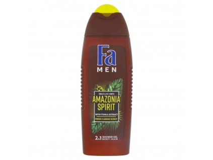 Sprchový gel Fa Men Amazonia Spirit, 250 ml