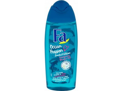 Sprchový gel Fa Ocean Passion Energizing, 250 ml
