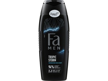 Sprchový gel Fa Men Tropic Storm, 250 ml