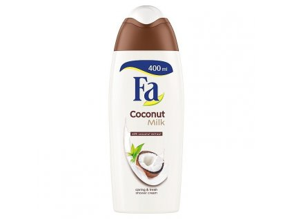 Sprchový gel Fa Coconut Milk, 400 ml