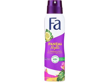 Fa deosprej Ipanema Nights, 150 ml