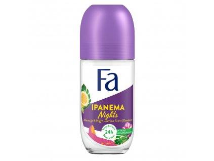 Fa roll-on Ipanema Night, 50 ml