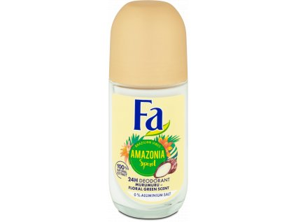 Fa roll-on AmazonSpirit, 50 ml