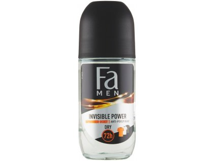 Fa roll-on Men Extreme Invisible, 50ml