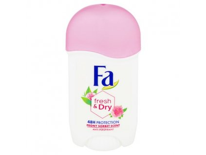 Fa deostick Fresh & Dry Pink Sorfet, 50 ml