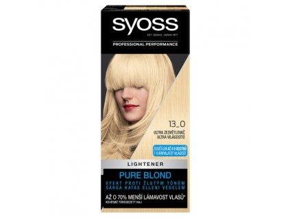 Syoss barva na vlasy 13-0 ultra zesvětlovač, 50 ml