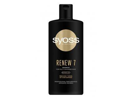 Syoss šampon Renew 7, 500 ml