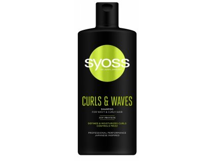 Syoss šampon CurlMe, 500 ml