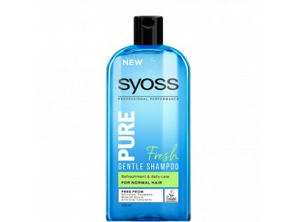 Syoss šampon Pure Fresh, 500 ml