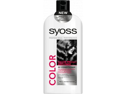 Syoss balzám Color Luminance&Protect, 500 ml