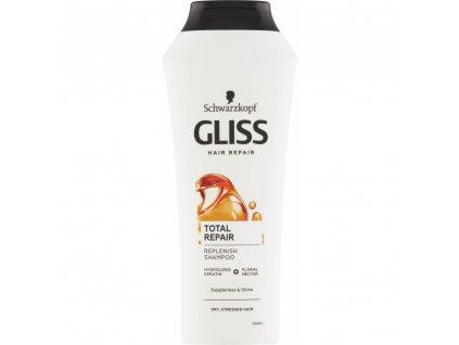 Gliss Kur šampon Total Repair 19, 250 ml
