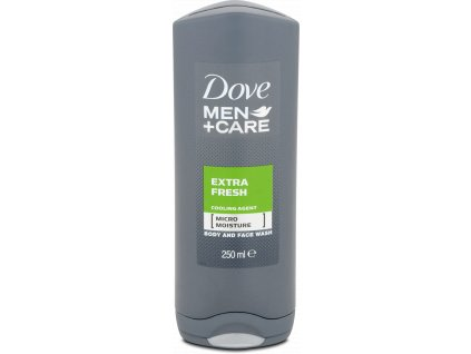 Dove MEN+CARE sprchový gel Extra Fresh, 250 ml