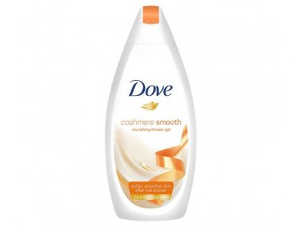 Dove sprchový gel Cashmere Smooth, 500 ml
