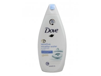 Dove sprchový gel Micelar Water Sensitive, 500 ml