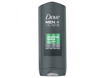 Dove MEN+CARE sprchový gel Sensitive Shield, 400 ml