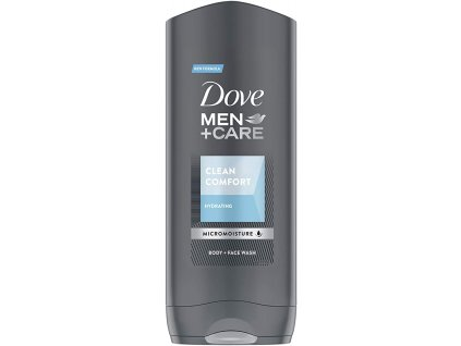 Dove MEN+CARE sprchový gel Clean Comfort, 400 ml