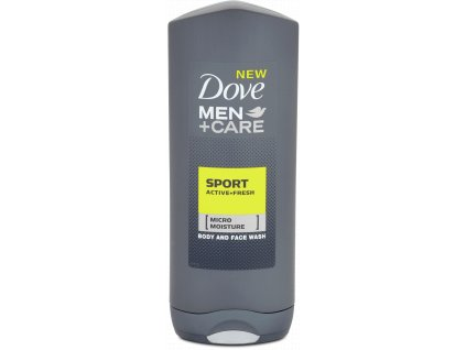 Dove MEN+CARE sprchový gel Sport Active Fresh, 400 ml