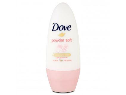 Dove roll-on Powder Soft, 50 ml