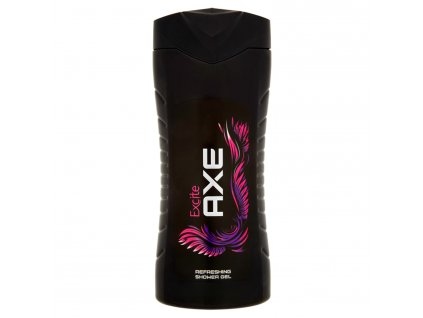 Axe Excite sprchový gel, 400ml