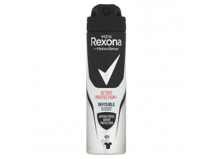 Rexona Men Active Protection + Invisible deospray, 150 ml