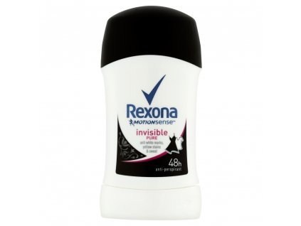 Rexona deostick APInvisible Pure, 40ml