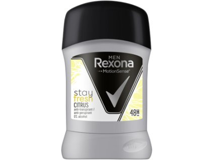 Rexona Men deostick AP Citrus, 50 ml