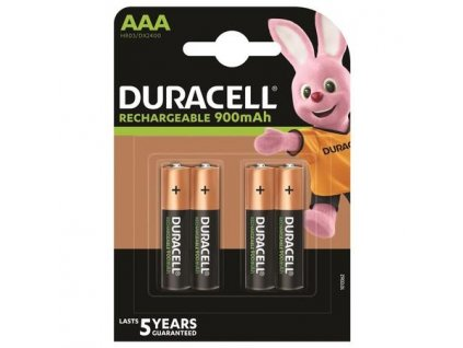 duracell rechargeable aaa 9000mah