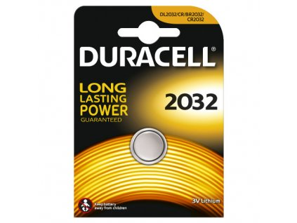 Duracell CR2032, 1ks
