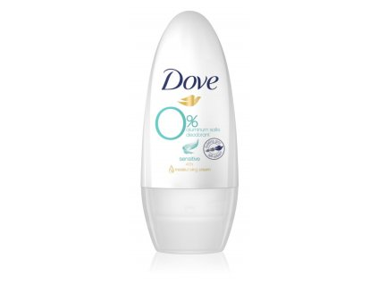 Dove Sensitive antiperspirant roll-on, 50 ml
